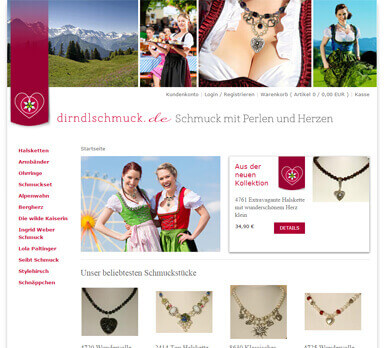 Modified Projekt Dirndlschmuck